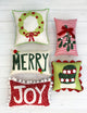 Mini Holiday Pillows