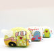 3 styles of camper pincushions - Kitschy Camper Pincushion Needlecraft Kit by Jennifer Jangles