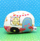 Kitschy Camper Pin Cushion Needlecraft Kit -Sewing Pattern by Jennifer Jangles