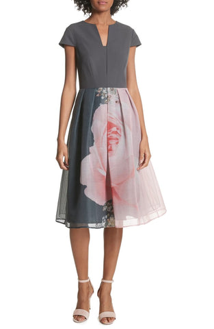Ted Baker Noura Dress Sz: 2