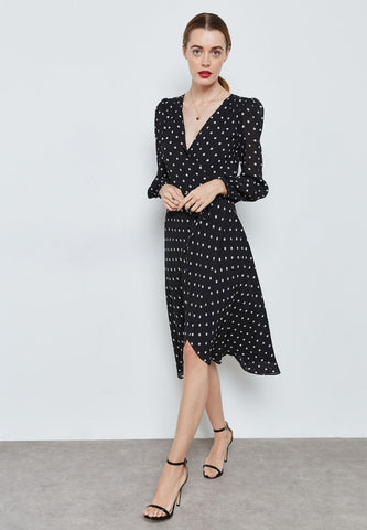 Bardot NEW! Betty Spot Dress Sz: 6