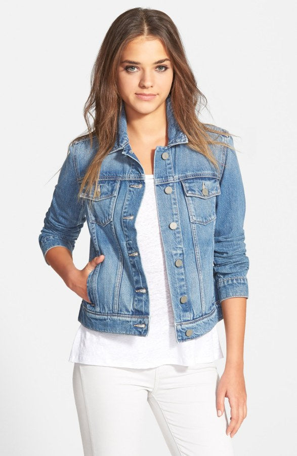 Paige Denim Rowan Jacket Sz: XS