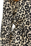 Topshop Leopard Dress Sz. 8