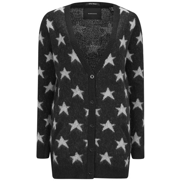 Maison Scotch Stars Cardigan Sz:1