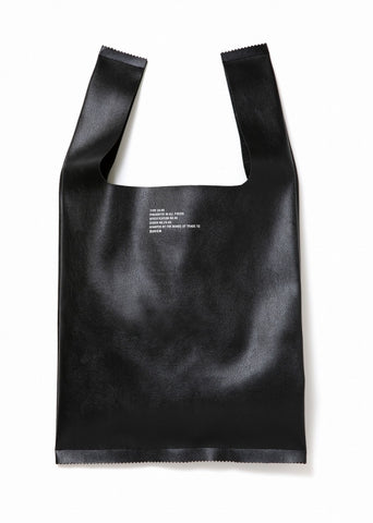 Zucca Faux Leather Tote