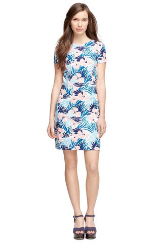 Brooks Brothers Floral Dress Sz:6