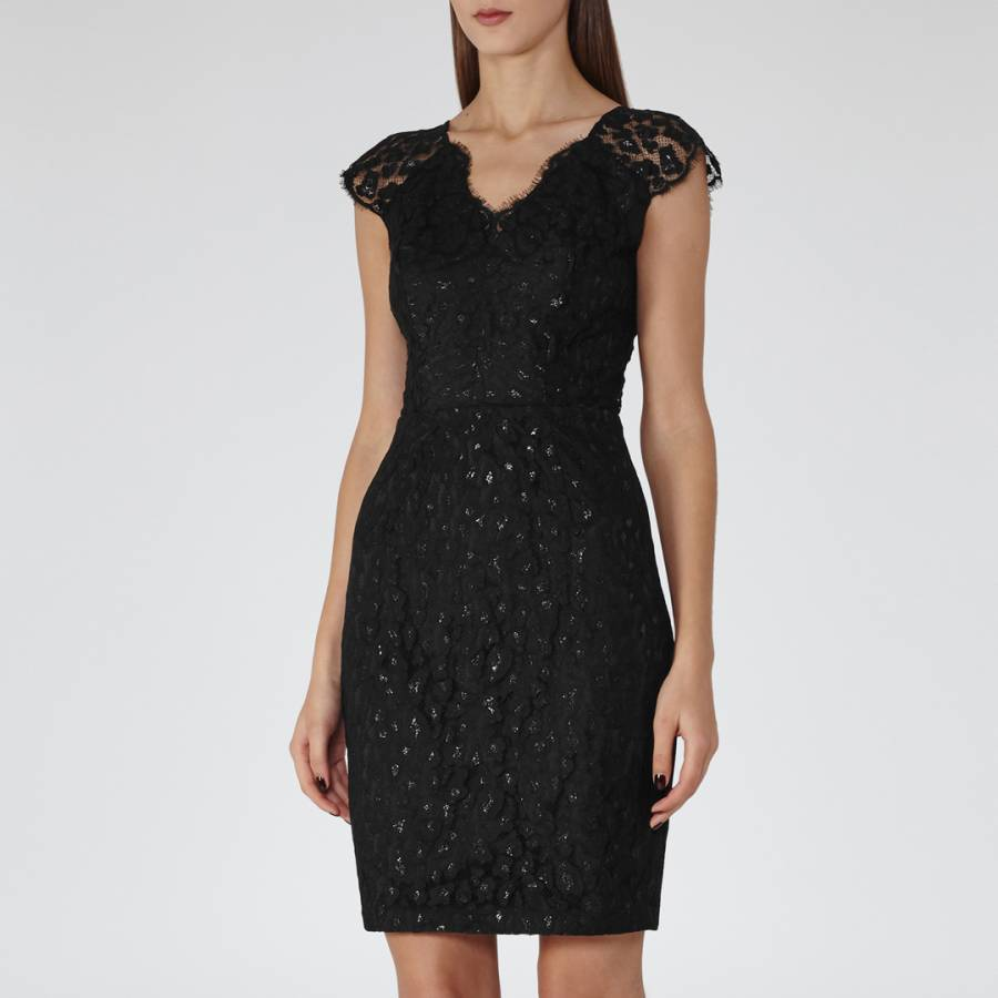 Reiss Mayra Lace Dress Sz: 2 - NWT!