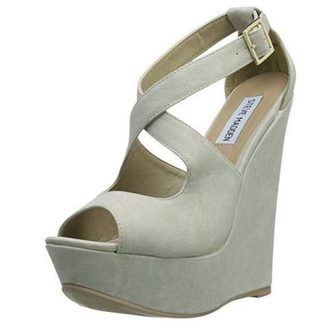 Steve Madden Xternal Wedges Sz 7.5