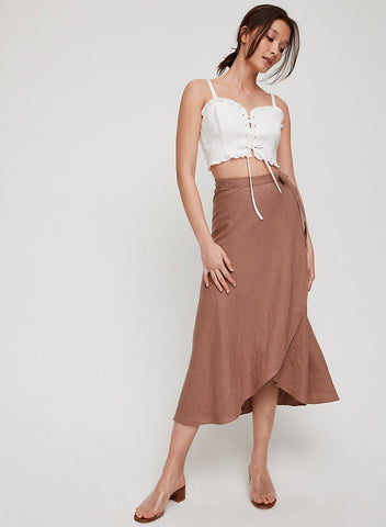 Wilfred Eleta Skirt NWT Sz: S
