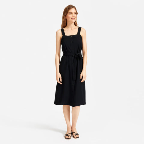 Everlane Japanese GoWeave Picnic Dress Sz : 2