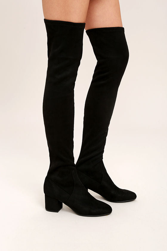 158065f7cac Steve Madden Isaac Boots Sz 5.5 – Peacock Boutique Consignment