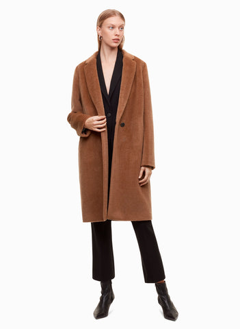 Babaton Stedman Brown Coat Sz. S