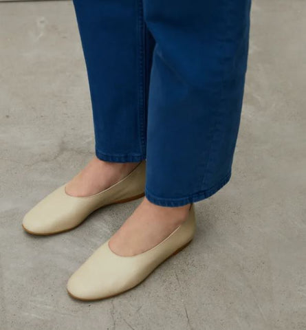 Everlane 'The Day Glove' Leather Flats Sz; 7