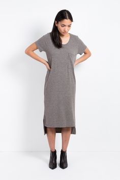 Oak & Fort Mayla Dress Sz: O/S