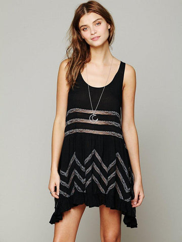 Free People Trapeze Dress Sz. S