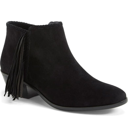 Sam Edelman Paige Fringed Ankle Bootie
