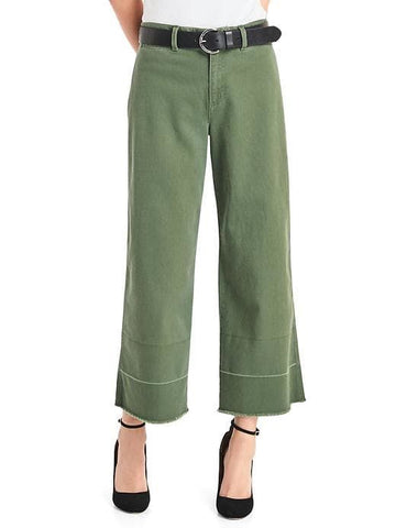 Gap Wide Leg Pant Sz: 6R