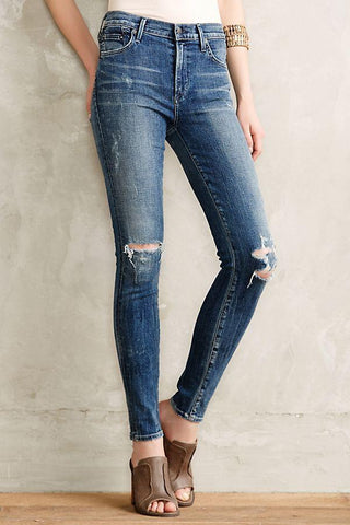 Citizen of Humanity Rocket High Rise Jeans Sz: 25