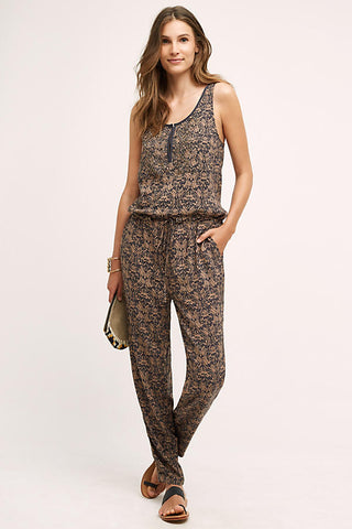 Tiny Beaded Jumpsuit Sz:S