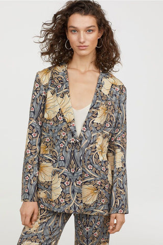 William Morris Blazer Sz:6