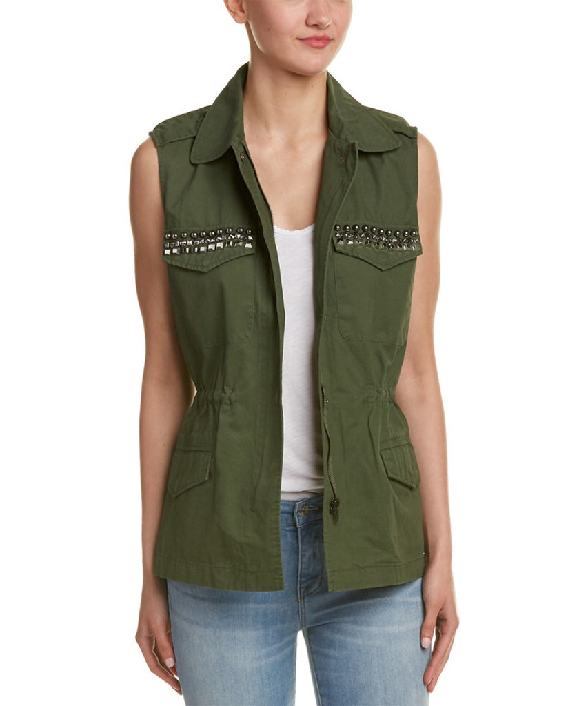 BB Dakota Ackerly Vest Sz:S