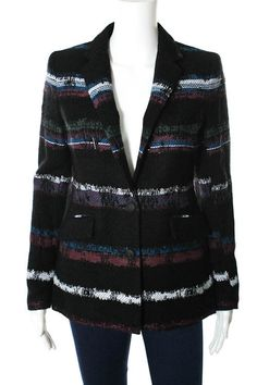 "Rag & Bone Tweed ""Smoking Coat"" Sz: 4"