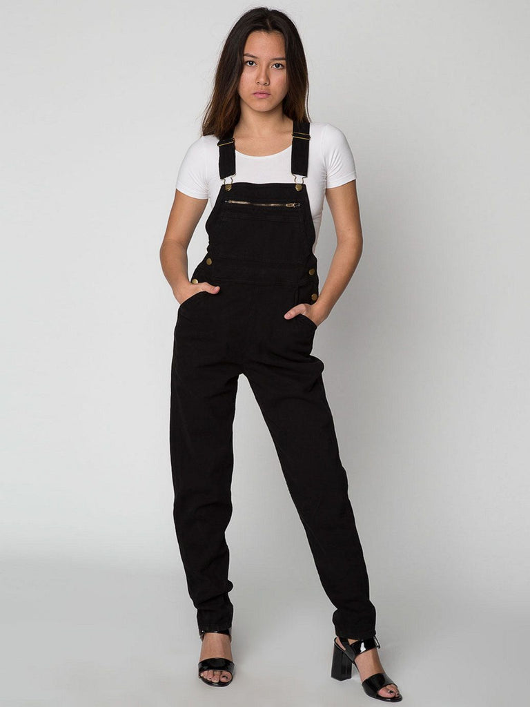 American Apparel Cotton Denim Overall Sz XS