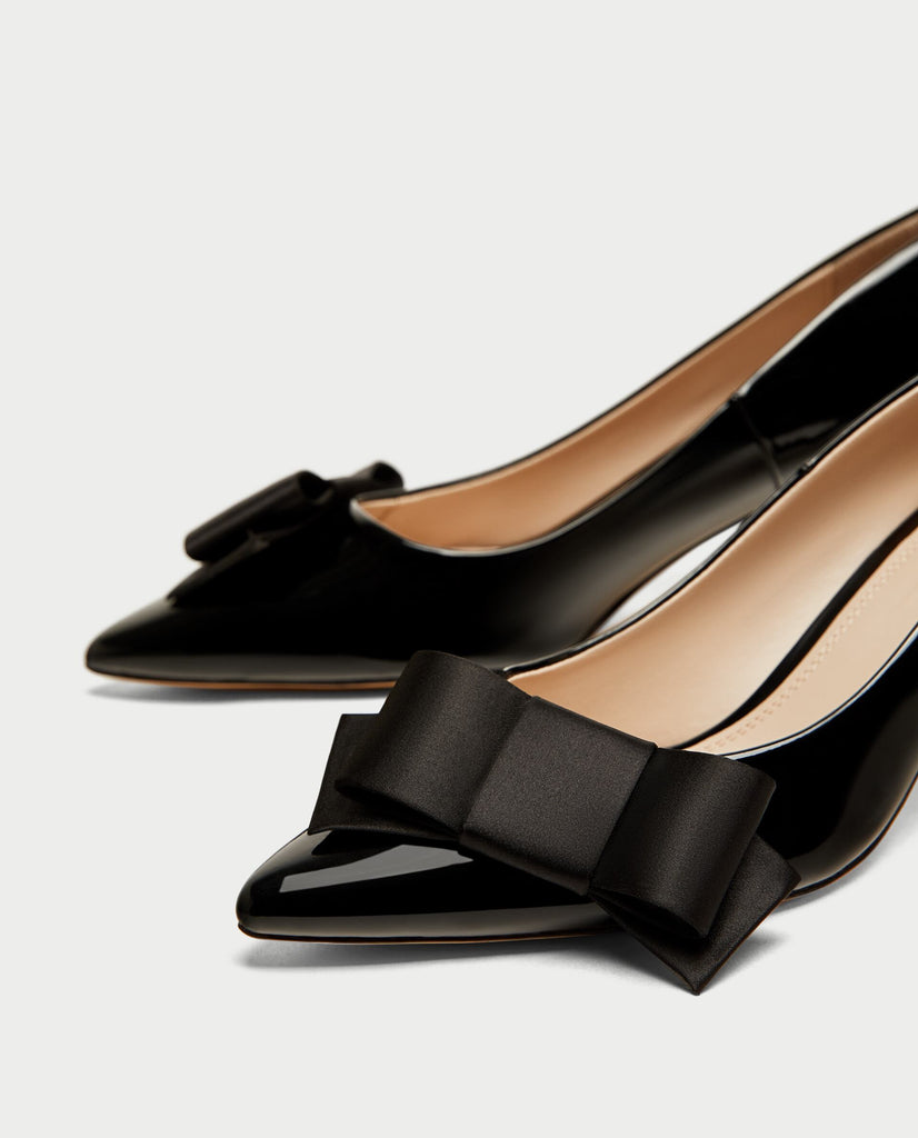 Zara Court Shoes Sz. 38