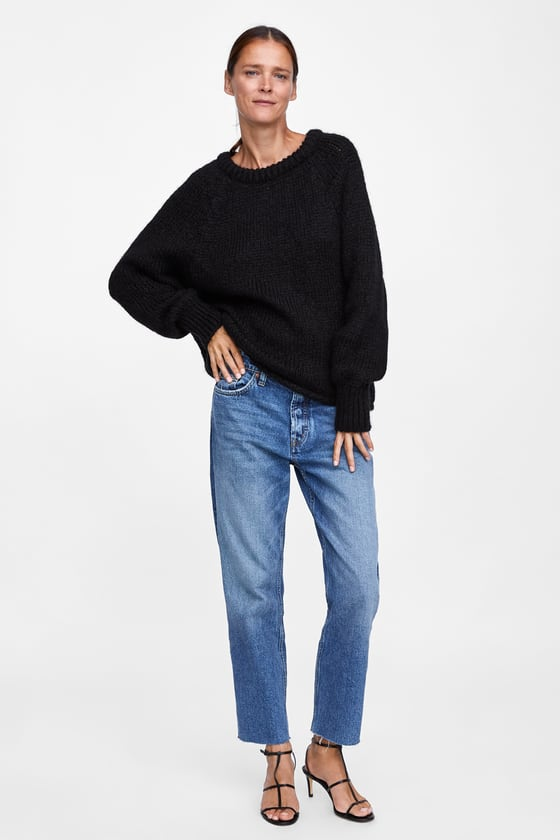 Zara Knit Sweater Sz: S