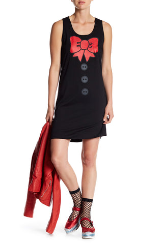 Love Moschino Bow Dress Sz:6