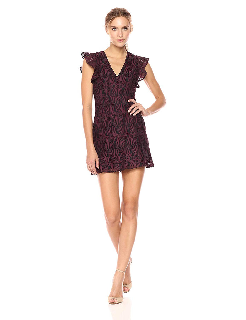 NWT BCBG Lace Dress Sz 8