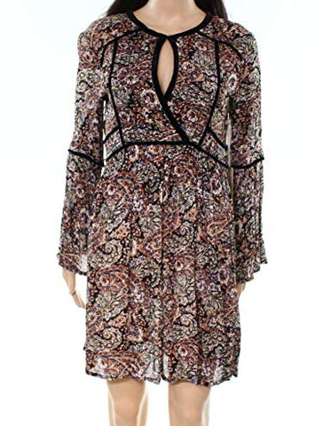 California Moonrise Paisley Dress Sz. L