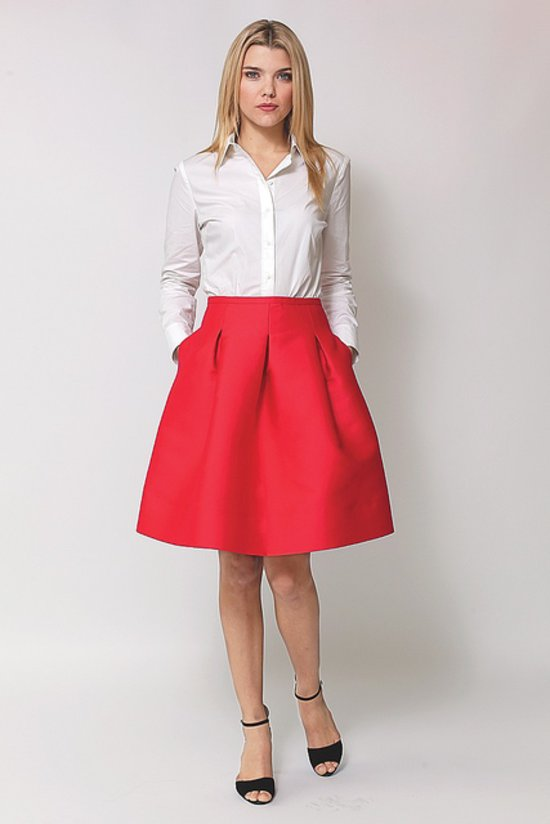 Lord & Taylor Skirt Sz: S
