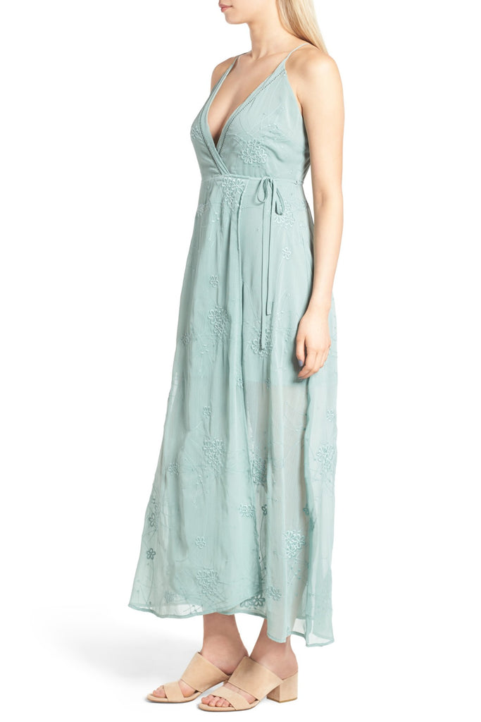 ASTR The Label Maxi Dress Sz: M