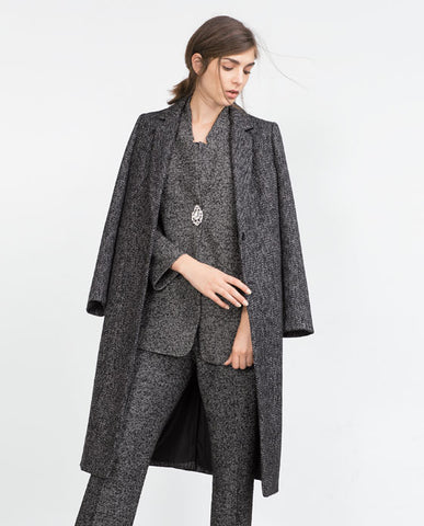 Zara Coat Sz: XL