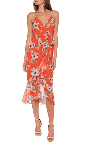 Bardot NEW! Loretta Floral Dress Sz: 10/L