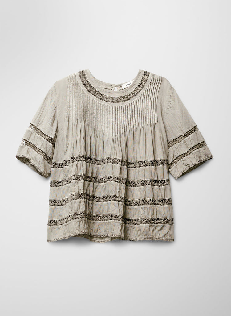 Wilfred Beaudry Blouse Sz: L