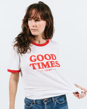 "Camp ""Good Times"" T-Shirt Sz: S"