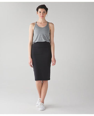 Lululemon Tube And From Skirt  Sz: M