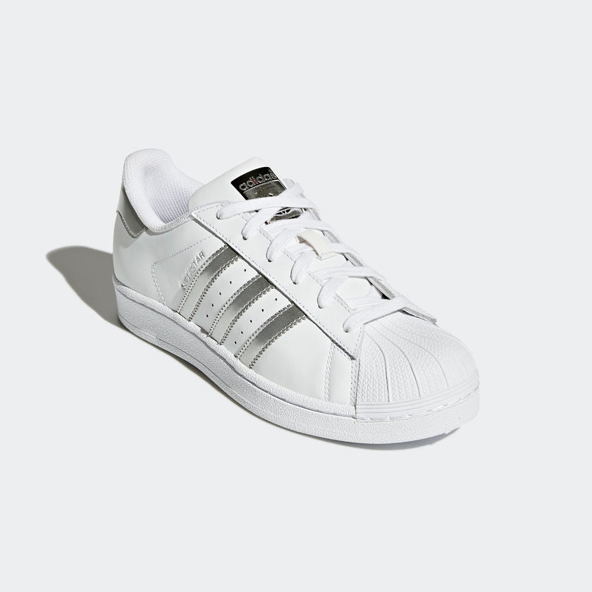 new arrival ea58f b5eb7 inexpensive adidas originals superstar foundation white mens size 8.5 836e1  77258  best price adidas superstar trainers sz 8.5 peacock boutique  consignment ...