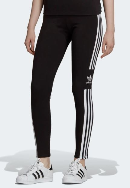 Adidas Trefoil Tights Sz: S