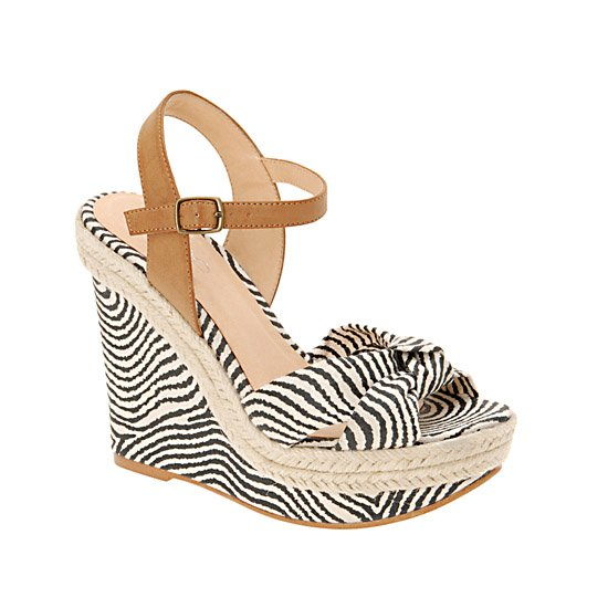 Aldo Shampine Wedge Sz: 38