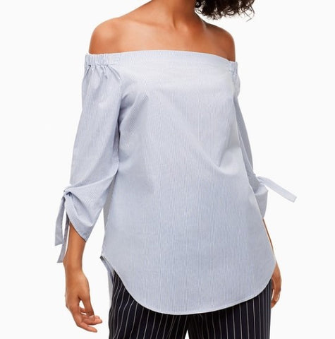 Babaton Malik Off Shoulder Blouse Sz: XS