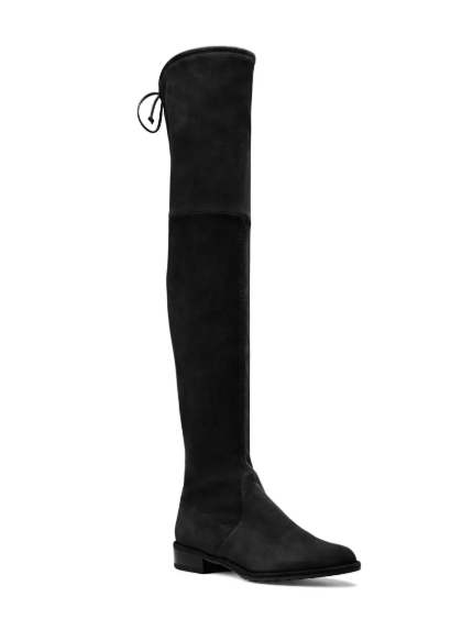 "Stuart Weitzman ""Lowland"" Over-the-Knee Suede Boots Sz: 6.5"