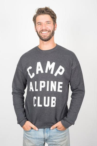 Camp Brand Goods Alpine Sweatshirt Size XS