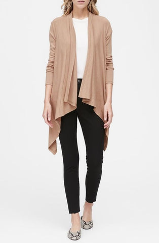 Banana Republic Drape Cardigan Sz: S