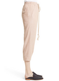 Free People Everday Drawstring Pants Sz: