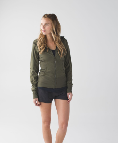 Lululemon In Flux Jacket Sz: 12