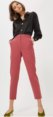 TopShop High Waist Cigarette Trousers Sz. 2