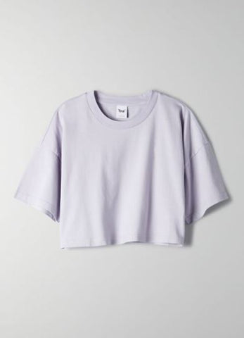 TNA Laid Back Crop T-Shirt Sz: S